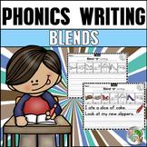 Blends Writing Worksheets