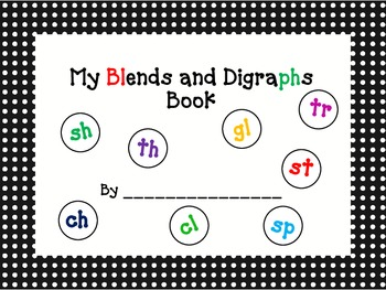 Blends and Digraphs Book