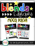 Blends and Digraphs MEGA PACK!!