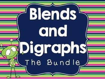 Blends and Digraphs Bundle!!