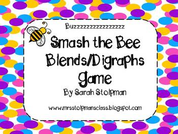 Blends and Digraphs Bundle: It's Spring!