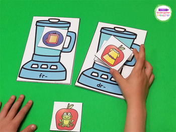 Blends and Digraphs Centers and Activities