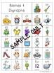 Blends & Digraphs Chart