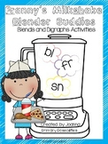 Blends and Digraphs (Common Core activities)