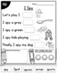 Blends and Digraphs Interactive Reading Passages