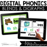 Blends Boom Cards™ for Distance Learning