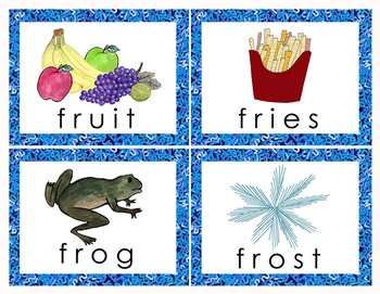 Blends and Digraphs FREE Sample