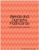 Blends and Digraphs Flashcards