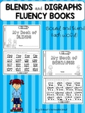 Blends and Digraphs Reading Fluency Books