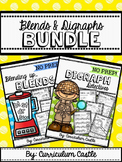 Blends and Digraphs Bundle {NO PREP}
