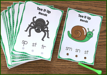 Blends and Digraphs Intervention Kit for Teachers