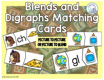 Blends and Digraphs Match
