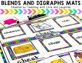 Blends and Digraphs Mats
