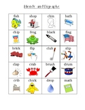 Blends and Digraphs Mixed Review