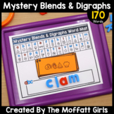 Blends and Digraphs Mystery Words