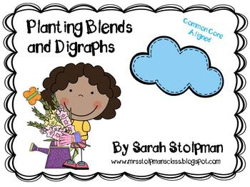 Blends and Digraphs Plant Away