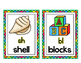 Blends and Digraphs Posters- rainbow colors