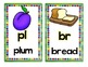 Blends and Digraphs Posters-Colorful Dots