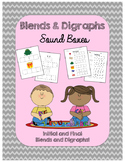 Blends and Digraphs Sound Boxes
