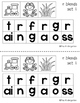 Blends and Digraphs Word Builders {short & long vowel practice}