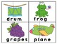 Blends and Digraphs Word Puzzles