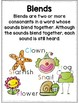 Blends and Digraphs for Little Learners!