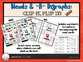 Blends and H Digraphs: Clip it, Check it!