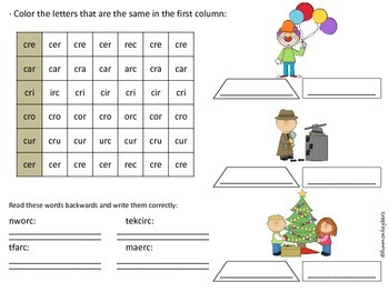 Blends and sentence structure