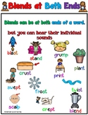 Blends at Both Ends Worksheets Orton Gillingham Spelling