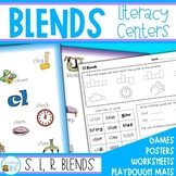 S, L and R Blends