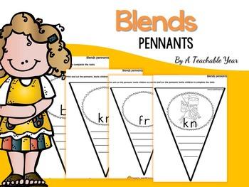 Blends Interactive Pennants