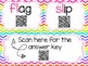 Blends with QR Codes- Perfect for a review!