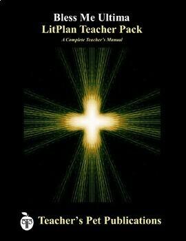 Bless Me Ultima: LitPlan Teacher Guide - Lesson Plans, Questions, Tests