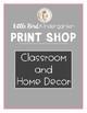 Bless This Class Little Bird Kindergarten Printshop