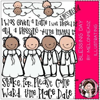 Melonheadz: Blessing Day clip art