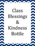 Blessing & Kindness Bottle