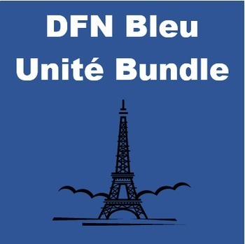 Bleu Unit 4 Bundle