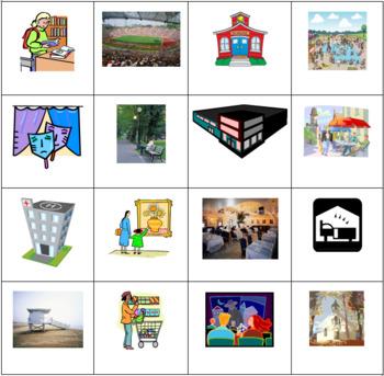 Bleu Unit 5 Leçon 13 pages 196-197 TPRS Vocabulary activities