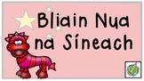 Bliain Nua na Síneach (Chinese New Year) PowerPoint