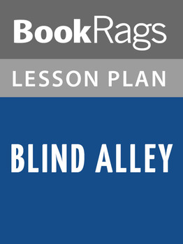 Blind Alley Lesson Plans
