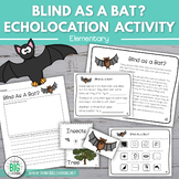 Bats and Echolocation Interactive Activity and Reading