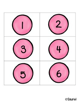Blind Bubbles: What is My Factor? A  Game Practice Multiplication Fact Fluency