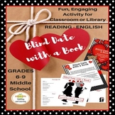 Reading or Library Activity - Blind Date with a Book!