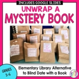 Unwrap a Mystery Book | Set-Up Kit for Valentine's Day