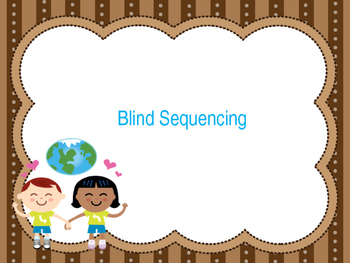 Blind Sequencing Structure