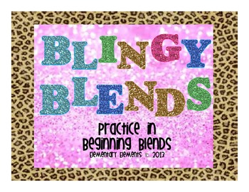 Blingy Blends