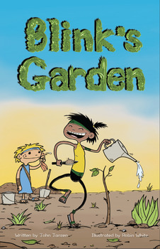 Blink's Garden Songs and Illustrated Story Book