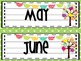 Bliss Calendar Headers