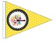 Bliss Welcome Pennants