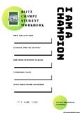Blitz Champz SEL Workbook - Distance Learning (grades 3-8)